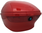 e MOVE MOTORS Box casque, rouge