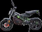 eMOVE MOTORS Elettro Bike Sports, schwarz