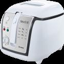 Trisa Finefrit - Fritteuse - Fassungsvermögen 0.5 kg - Weiss