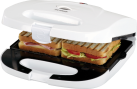 Trisa Best Snack - Sandwich Toaster - 750 W - Weiss