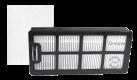 Trisa - Hepa filtre Set pour 9460 - Blanc / Noir