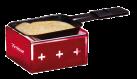 Trisa My Raclette - Raclettegeräte - Anzahl Personen 1 - Rot