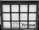Trisa - Hepa Set per 9466 filtro - Bianco/Nero