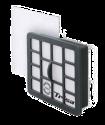 Trisa - Set per 9468 filtro Hepa - Nero/Bianco