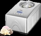 Trisa La Cremeria - Glacémaschine - 150 W - Edelstahl