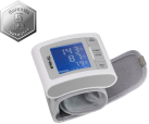 Trisa Simple Wrist 4.0 - Mesureur à pression artérielle - Tension 3 V - Blanc
