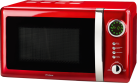 Trisa Micro Professional - Microonde - 1150 watt - Rot