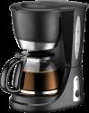 Trisa Coffee Passion 6 - Filterkaffeemaschine - Für 6 Tassen Kaffee - Schwarz
