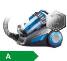 Trisa Comfort Clean T6501 Cyclone - aspirapolvere - 700 W - blu/grigio