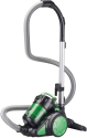 Trisa True Cyclone Comfort Clean T6324 - Aspirapolvere - 700 Watt - Efficienza energetica A - Nero / Verde