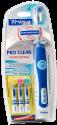 Trisa Pro Clean Professional incl. 3 Refills / Promotion - Zahnbürste elektrisch - Blau