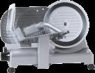 Ohmex LUSSO 22GL - Affettatrice - 140 W - argento