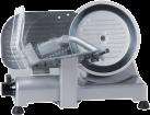 Ohmex LUSSO 25GL - Affettatrice - 140 W - argento