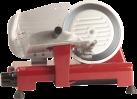 Ohmex LUSSO 195GL - Affettatrice - 120 W - rosso