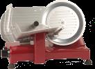 Ohmex LUSSO 25GL - Affettatrice - 140 W - rosso