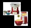 Ariete Zuckerwatte-Maschine + Popcorn Maschine