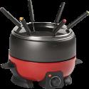 Ohmex FND 1000 G - Fondue Set - 800 W - Rot