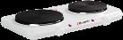 Ohmex HPT 2022 - Kochplatte - 2550 W - Weiss