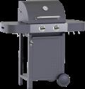 Ohmex OHM-BBK-1991 - Grill Barbecue à gaz - 3.3 kW - Gris