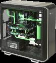 Joule Performance Core 3 Ti - Gaming-PC - Intel® Core™ i7-8700K Prozessor (bis zu 4.7 GHz, 12 MB Intel® Cache) - Schwarz