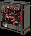 Joule Performance Core 4 Ti - Gaming-PC - Intel® Core™ i7-8700K Prozessor (bis zu 4.7 GHz, 12 MB Intel® Cache) - Schwarz