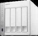 QNAP TS-431P - Server - 12TB - Weiss