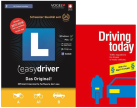 easydriver 2017/18 inkl. Theoriebuch Englisch, PC/Mac, Multilingua