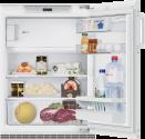 V-ZUG Komfort KKwl - Réfrigérateur - Capacité nette totale: 125 litres - Blanc
