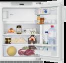 V-ZUG Komfort - Frigorifero incorporato con vano congelatore - Classe di efficienza energetica: A++ - Bianco