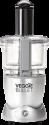 NUTRIBULLET Veggie Bullet - Zerkleinerer - 3 in 1 - Silber