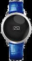 MYKRONOZ ZeCircle Premium, silber/blau