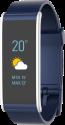 MY KRONOZ ZeFit4 - Aktivitätstracker - Mit farbigem Touchscreen - Blau