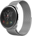 MYKRONOZ ZeRound2HR Elite - Smartwatch - Bluetooth - Silber