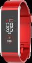 MYKRONOZ ZeFit 4 HR - Aktivitätstracker - Bluetooth - Rot/Silber