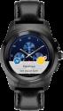 MYKRONOZ ZeTime Premium - Hybride Smartwatch - Mit mechanischen Zeigern - Schwarz