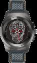 MYKRONOZ ZeTime Premium - Hybride Smartwatch - Mit mechanischen Zeigern - Schwarz/Titanium