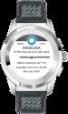 MYKRONOZ ZeTime Premium - Hybride Smartwatch - Mit mechanischen Zeigern - Schwarz/Silber