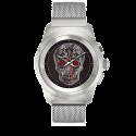MYKRONOZ ZeTime Elite Regular - Smartwatch - Bluetooth - Silber