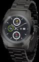 MYKRONOZ ZeTime Elite - Hybride Smartwatch - Mit mechanischen Zeigern - Schwarz