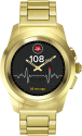 MYKRONOZ ZeTime Elite Regular - Smartwatch - Bluetooth - Gold