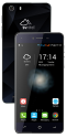 SWITEL eSmart H1 Dual SIM - Android Smartphone - 16 GB - Schwarz