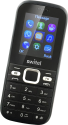 Switel Classico M102D - Mobiltelefon - Dual-SIM - Schwarz