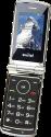 SWITEL Classico M220 - téléphone mobile - double carte SIM - argent/noir