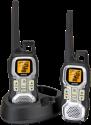 SWITEL WTF 8000 CC - Walkie-Talkie Set - Spritzwassergeschützt - Schwarz/Grau