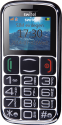 "SWITEL M165 - Telefono cellulare - 1.77"" / 4.5 cm Display - Nero"