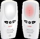 SWITEL BCC 67 - Digitales Video-Babyphone - Reichweite 300 m - Weiss