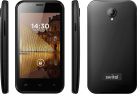 Switel S4021 D Mambo 2 - Android Smartphone - Dual-SIM - Schwarz
