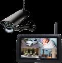 SWITEL HS 2000 - Videosorveglianza - HD - Nero