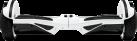 SOFLOW Flowpad 2.0 - Balance Board - Max. 15 Km/h - Weiss