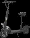 Landglider Urban Scooter R25 mit Sitz - Elektro Scooter - 20 km/h - Schwarz